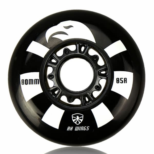 FLYING EAGLE ウィール RX WINGS BLACK 一個 76mm