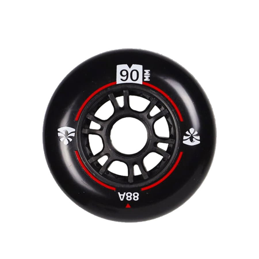 FLYING EAGLE ウィール SHR WHITE 90mm/85A 一個