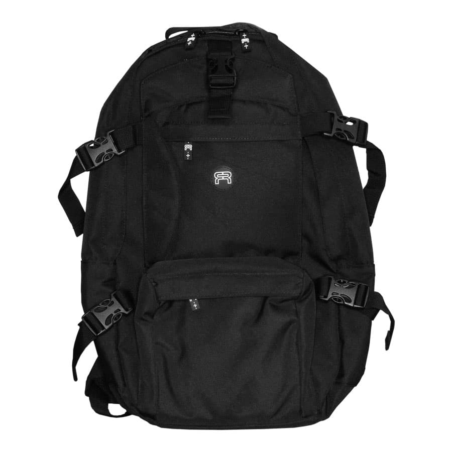 FR アクセサリー バックパック スモール BACKPACK SMALL BLACK