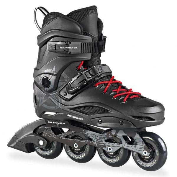 ROLLERBLADE ブーツ RB 80 BLACK&RED