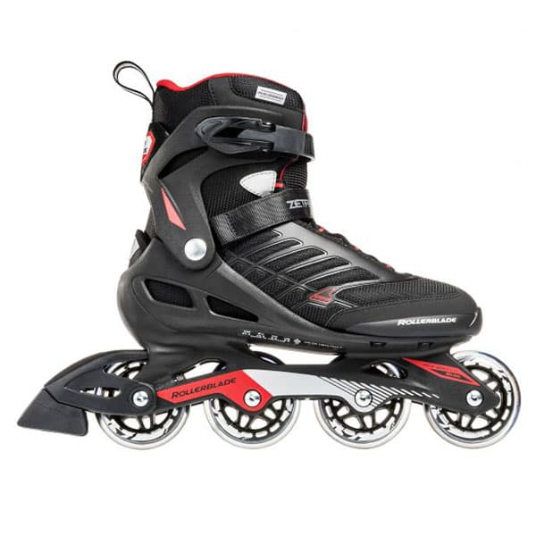 ROLLERBLADE ブーツ ZETRABLADE BLACK&RED