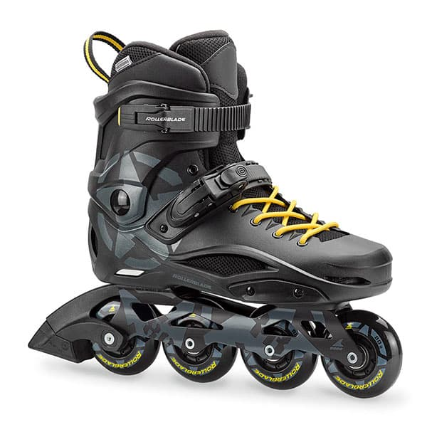 ROLLERBLADE ブーツ RB 80 BLACK&YELLOW