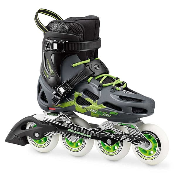 ROLLERBLADE ブーツ MAXXUM 90 ANTHRACITE&GREEN