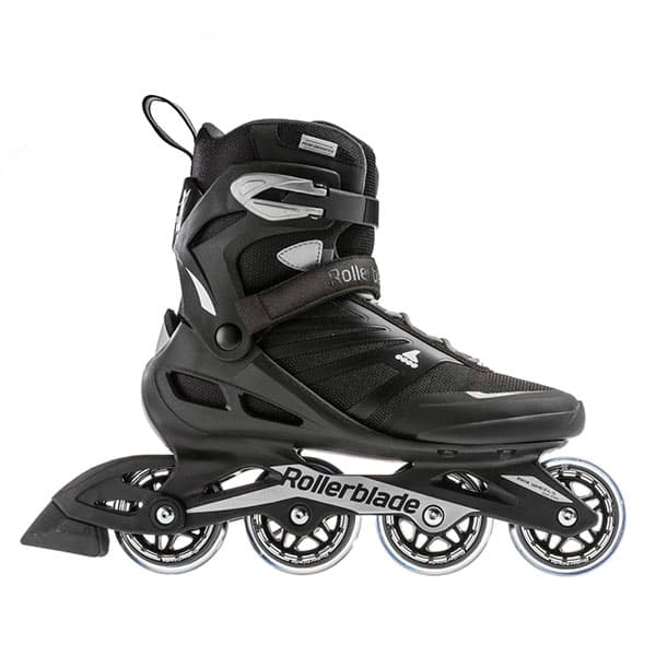 ROLLERBLADE ブーツ ZETRABLADE BLACK&SILVER