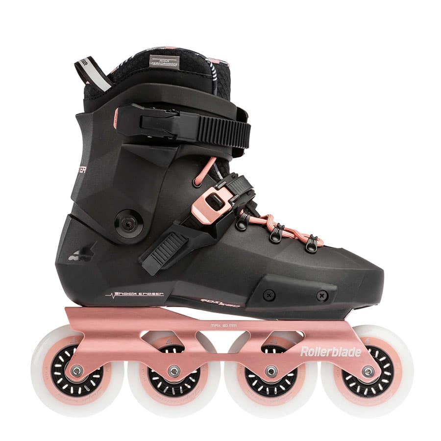 ROLLERBLADE ブーツ TWISTER EDGE BLACK&ROSE GOLD